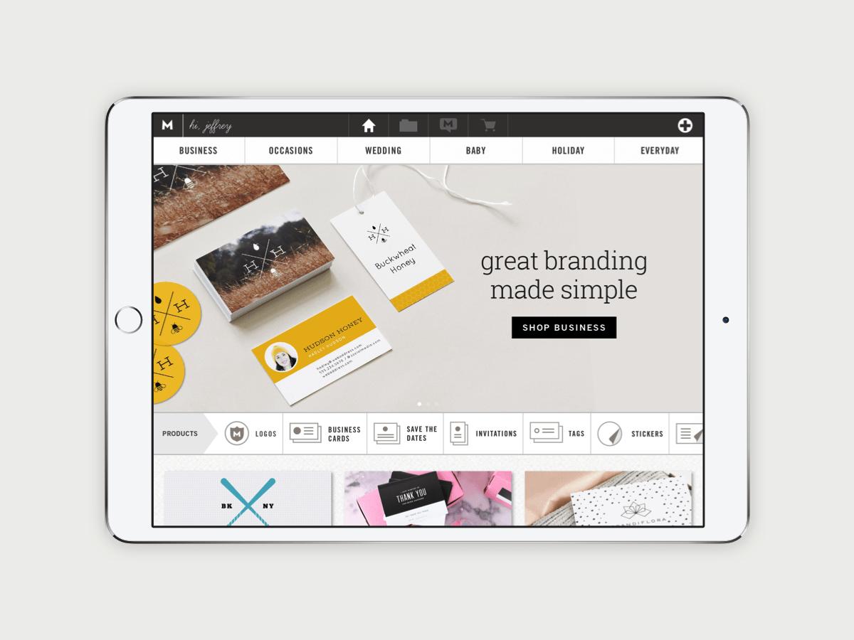 Makr for iPad