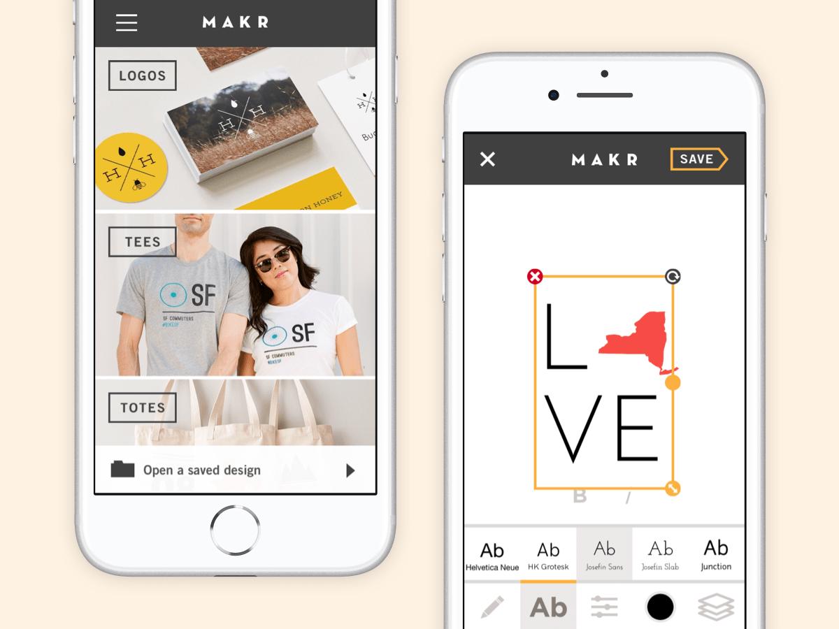 Makr for iPhone
